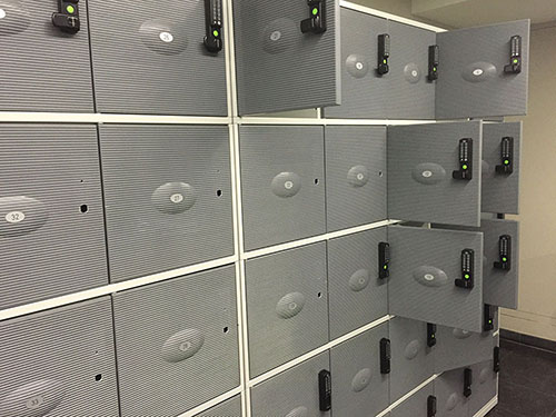 Did you know that composites lockers with improved anti-vandalism are made in SMC?